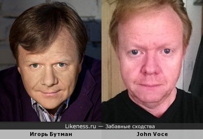 Игорь Бутман - John Voce