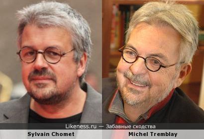 Sylvain Chomet - Michel Tremblay