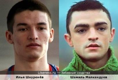 Илья Шкуренёв - Шамиль Малкандуев
