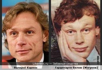 Тренер Спартака похож на гардемарина