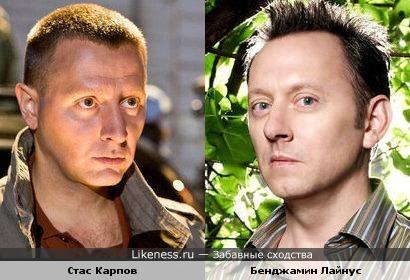 Владислав Котлярский похож на Майкла Эмерсона