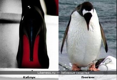 Чья туфля?...