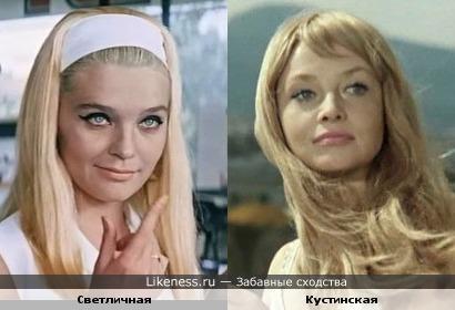 звезды советского кино