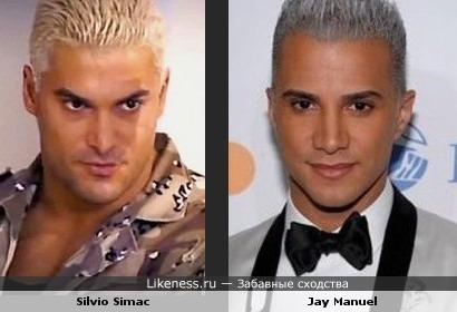 Silvio Simac и Jay Мanuel