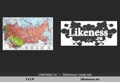 СССР и Likeness.ru