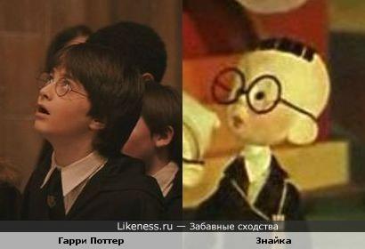 Гарри Поттер и Знайка