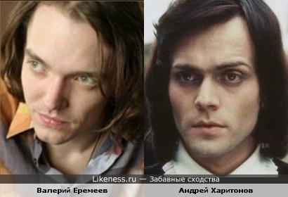 Валерий Еремеев и Андрей Харитонов