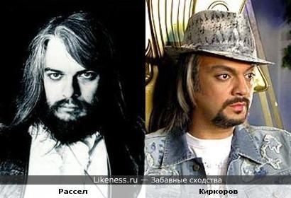 Leon Russell & Philip Kirkorov
