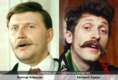 Виктор Борцов & Eugene Hutz (Gogol Bordello)