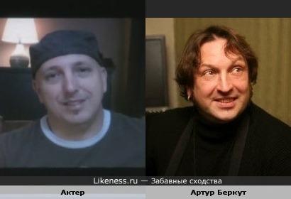 """Мужчина из """"Тайн Смолвиля"""" напомнил экс-вокалиста Арии Артура Беркута."""