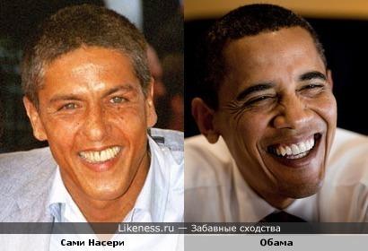 """Даниэль из """"Такси"""" похож на Обаму"""