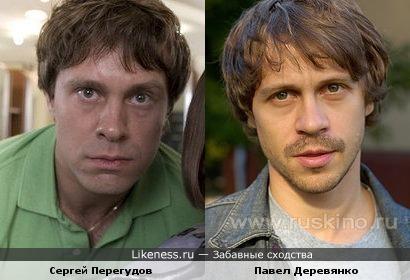 Эти актеры похожи