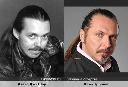 Дэвид Дж. Шоу и Юрий Грымов