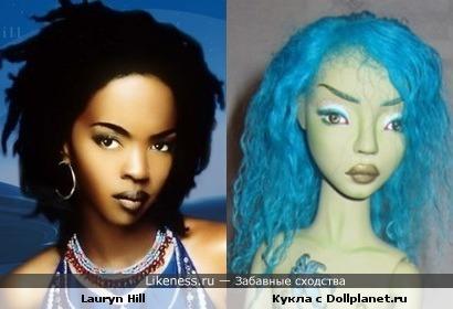 Lauryn Hill - настоящяя куколка.