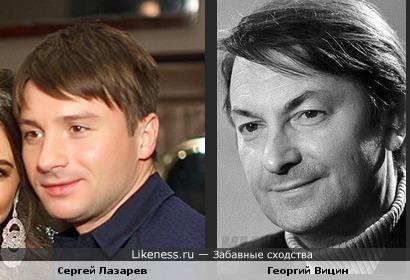 Теперь мы знаем как Сережа Лазарев будет выглядеть в старости