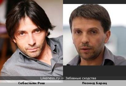 Себастьян Рош и Леонид Барац. Попытка вторая.