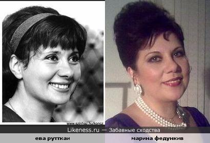 Ева Рутткаи - мама Коляна?))