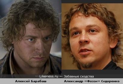 Алексей Барабаш vs Фоззи
