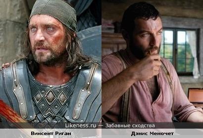 раньше думал что это один и тот же актер,часть 2