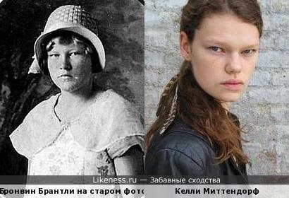 """Суперсильная из """"Странных детей"""" похожа на Келли Миттендорф"""