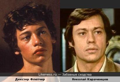 Декстер Флетчер в роли Караваджо напомнил Николая Караченцева
