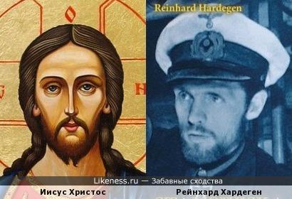 Рейнхард Хардеген напоминает Иисуса Христа