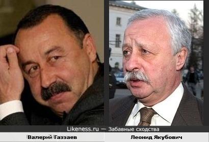 Перекрасим Якубовича получим Газзаева!