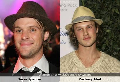 Spencer похож на Abel