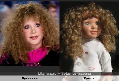 Поиграй, Максимка, в куклы....