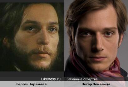 Сергей Тарамаев и Петар Зекавица.