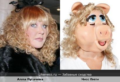 Не привыкать тебе, примадонна....К роли страшной и смешной.... Быть звездой на likeness.ru .