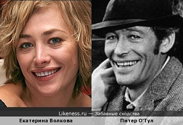 "Питер О'Тул и Екатерина Волкова - ""Здравствуй, папа!"""
