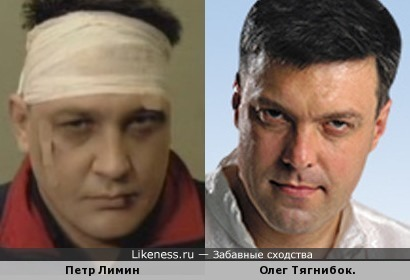 Петр Лимин напомнил Олега Тягнибок