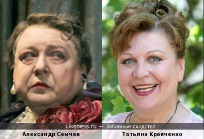 Александр Семчев напомнил достопочтенную супругу Ивана Степановича Будько