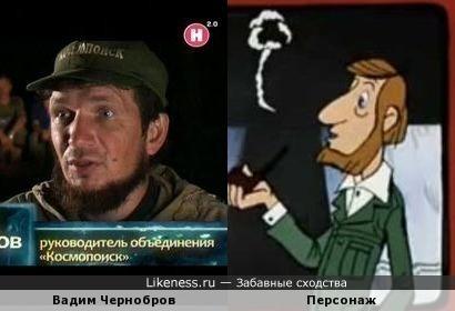 """Персонаж мультфильма """"Каникулы в Простоквашино"""