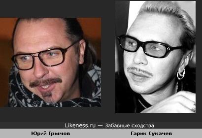Сукачев и Грымов похожи