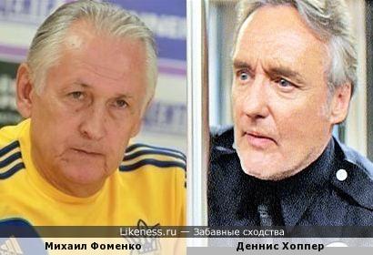 """Тренер сбороной Украины похож на злодея из фильма """"Скорость"""""""
