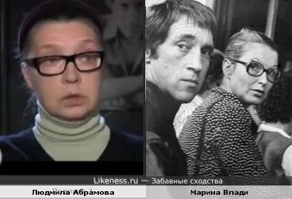 Жены Высоцкого