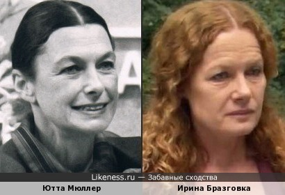 Тренер по фигурному катанию Ютта Мюллер и Ирина Бразговка