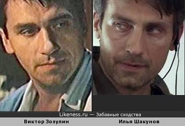 Виктор Зозулин и Илья Шакунов