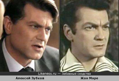 Алексей Зубков напомнил Жана Маре