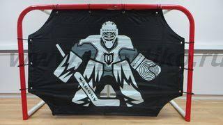 Имитатор хоккейного вратаря сделать своими руками 89