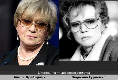 Две легенды советского кино