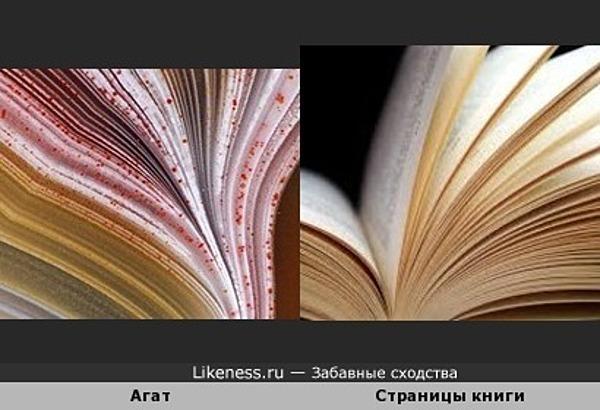 Книга о минералах или из минералов..