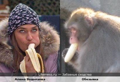 По-моему, похожи )))))
