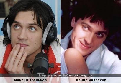 Траньков и Матросов