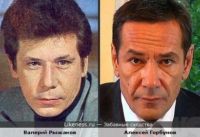 Валерий Рыжаков и Алексей Горбунов
