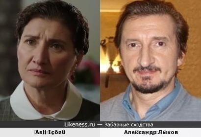 Asli Içözü и Александр Лыков