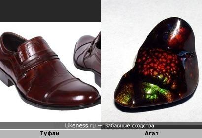 Чия туфля ?
