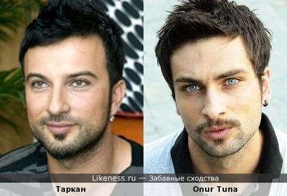 Таркан и Onur Tuna